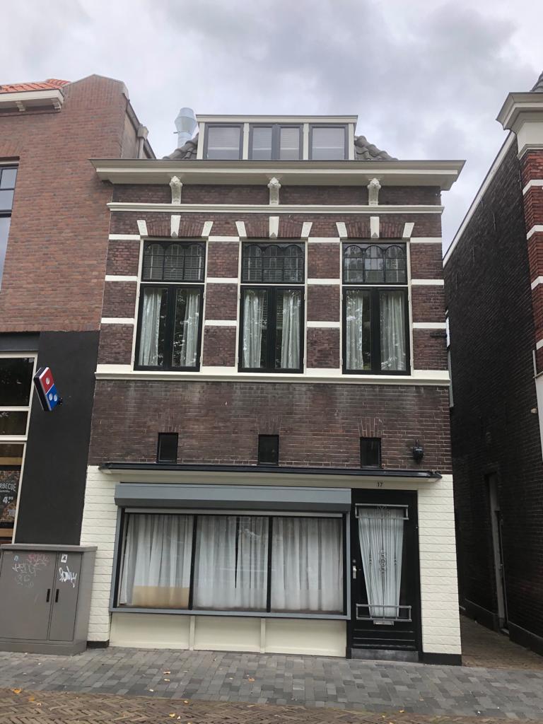 Westhavenkade woning